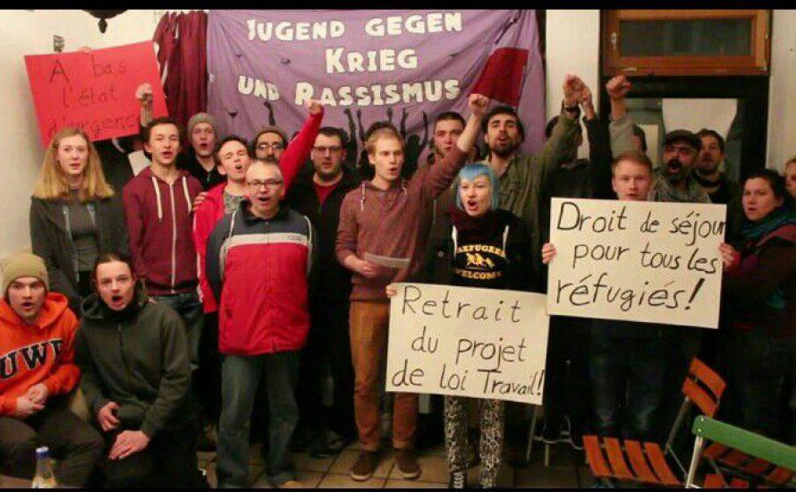 Jugend gegen Rassismus: München streikt mit!