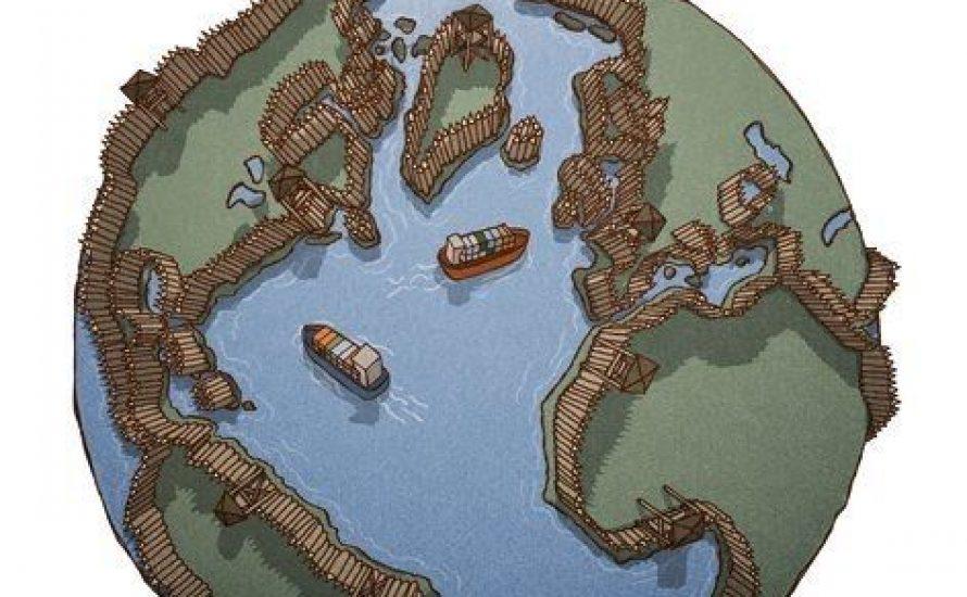 Der neue Protektionismus: Von Wirtschaftsplänen und Kanonenbooten
