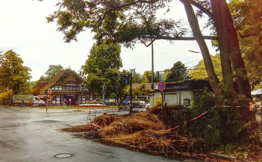 Brand am Bahnhof Dahlem Dorf enthüllt erneut BVG-Missmanagement