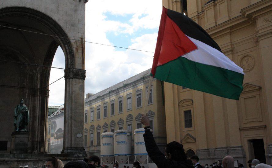 Palästinasolidarität und die Emanzipation der Menschheit