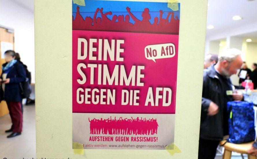 Gegen rechts wählen? Nope. Das wird am Ende nur die AfD stärken.