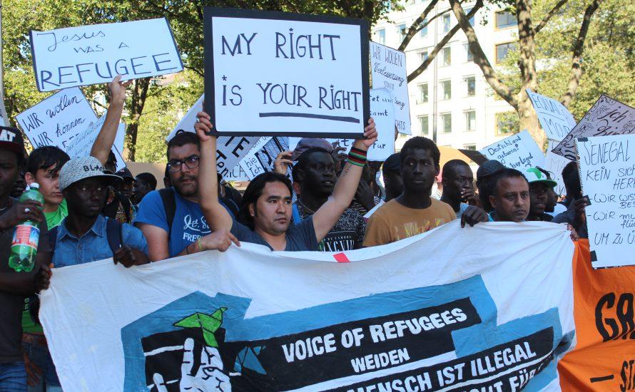 "Legaler Rassismus: CSU-""Integrationsgesetz"""