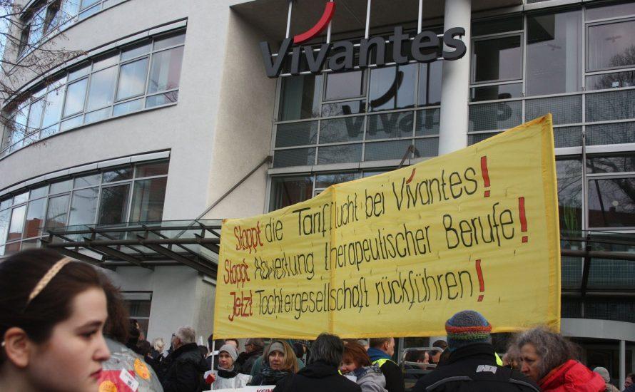 Vivantes-Servicetochter VSG bereitet Streik vor