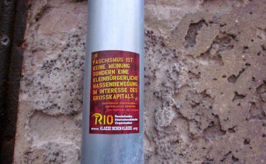 Den Naziaufmarsch in Dresden blockieren!