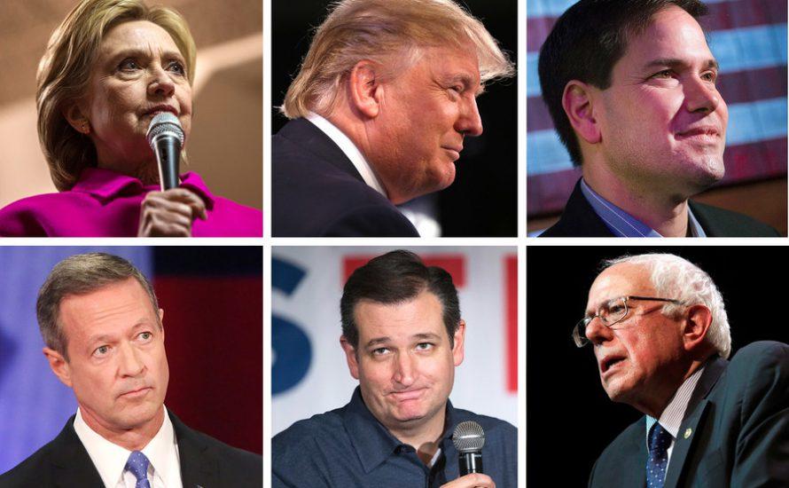 US-Vorwahlen: Aufstand gegen das Establishment?