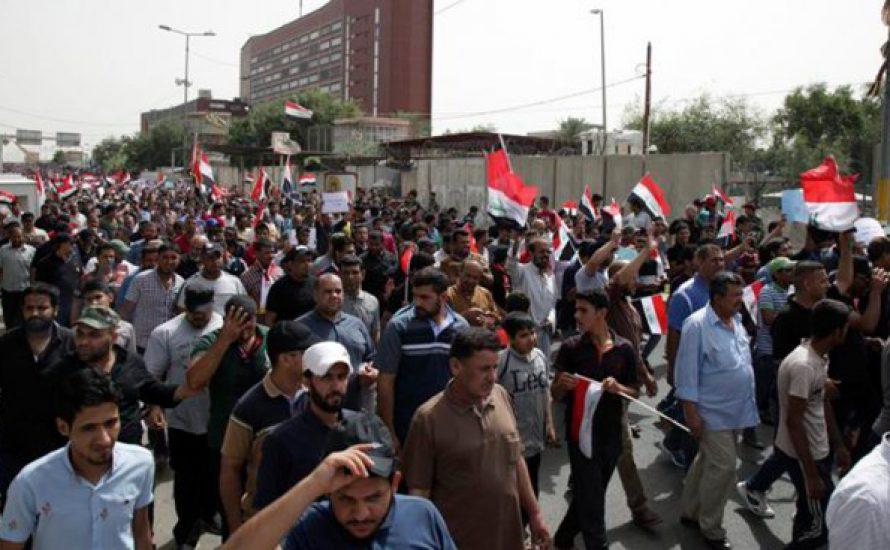 Irak: Eine Massenrebellion erschwert die Pläne der USA