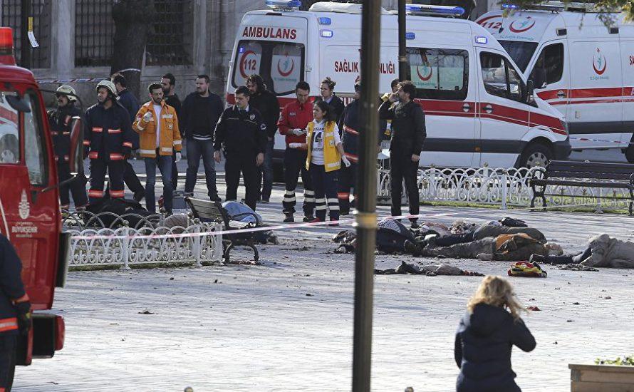 Im Land der Massaker