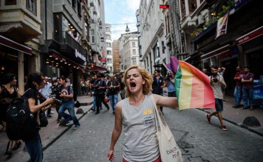 Polizeigewalt gegen LGBTI*-Menschen