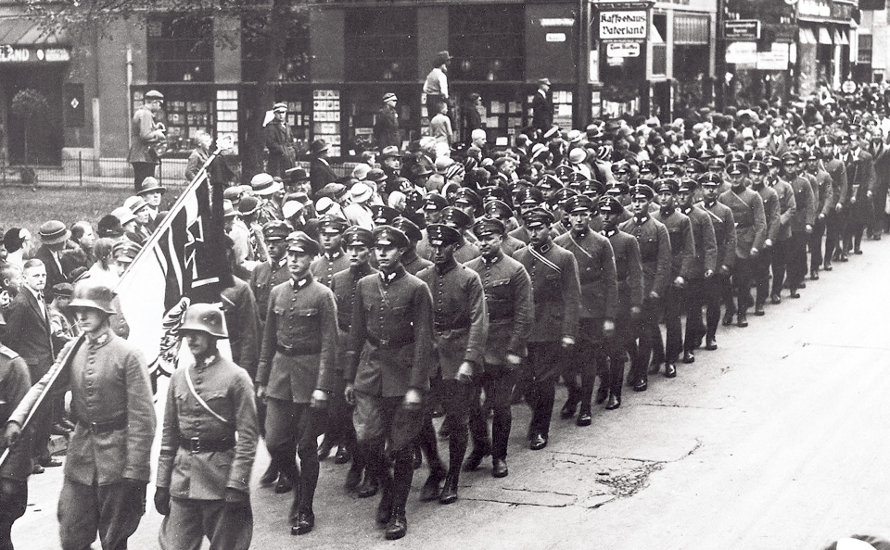 Demokratie und Faschismus