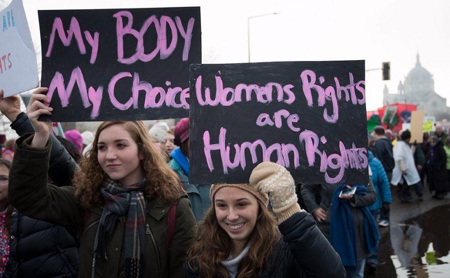 Frauen müssen weiterhin für Abtreibung kämpfen