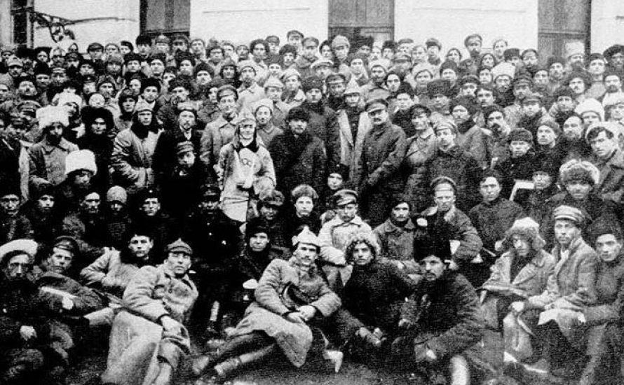 Kronstadt 1921: Wahrheit und Lüge