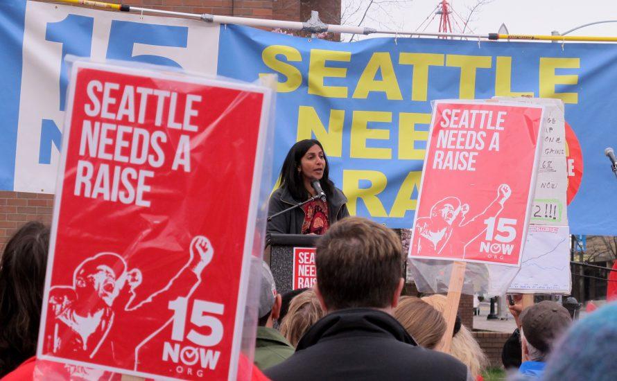 Sozialistische Stadträtin in Seattle wiedergewählt