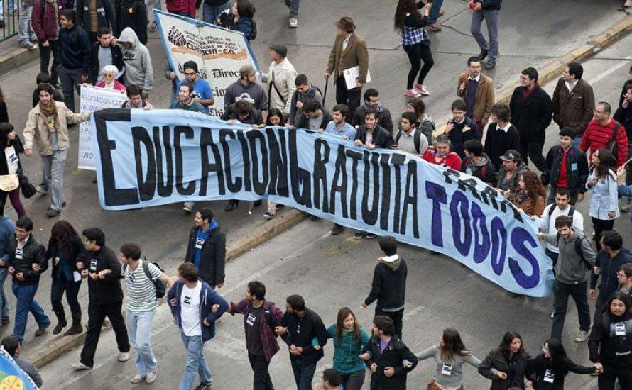 Lehrer*innen in Chile nach Streiks verfolgt