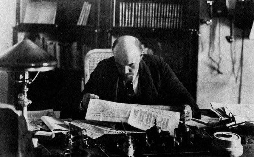 Lenin und die Zeitung (II): Die Prawda – Eine Zeitung zum Aufbau der Partei