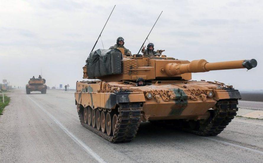 Rheinmetall bereitet Panzer-Deal mit der Türkei vor