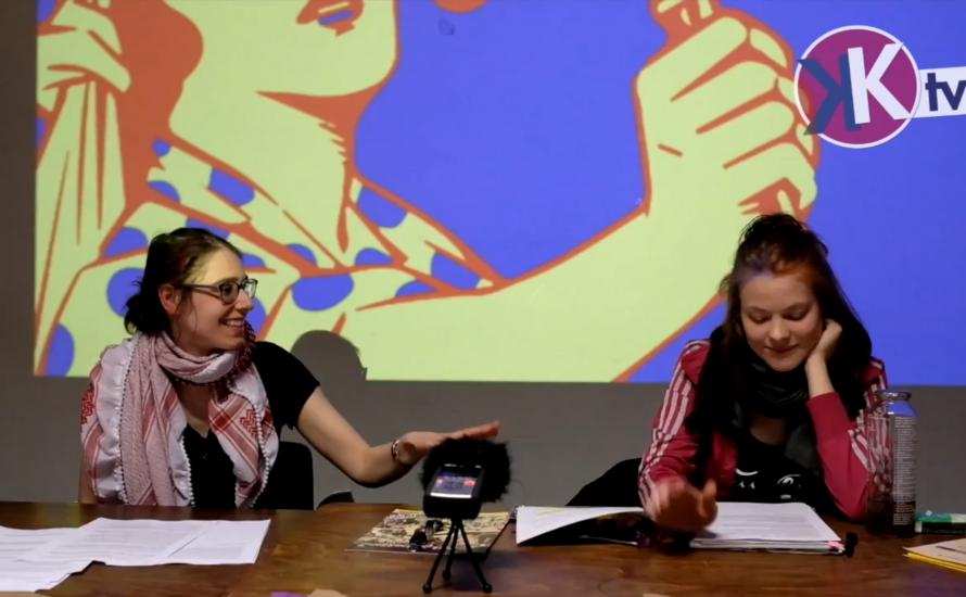 [Video] 1917 und 2017 – Vom Frauenstreik zur Revolution