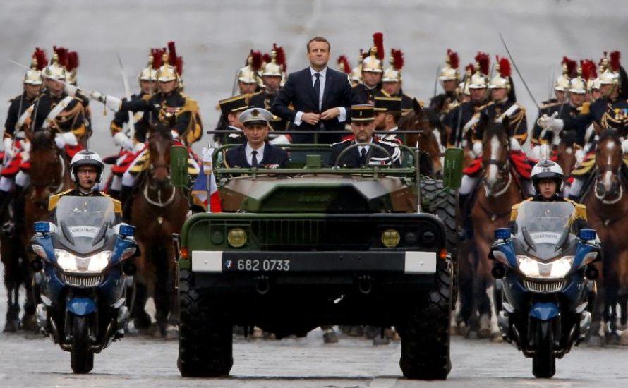 Frankreich in der Ära Emmanuel Macrons