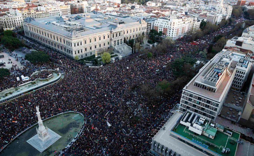 Solidarität mit dem Schüler*innenstreik im Spanischen Staat