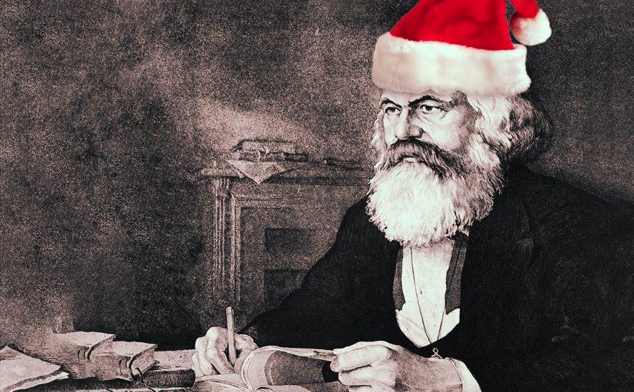 5 Fragen über Sozialismus, die du an Weihnachten gestellt bekommst