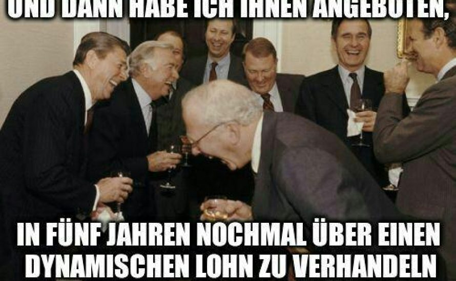 """Friss oder stirb"" – Hochschulen legen Verhandlungen lahm"