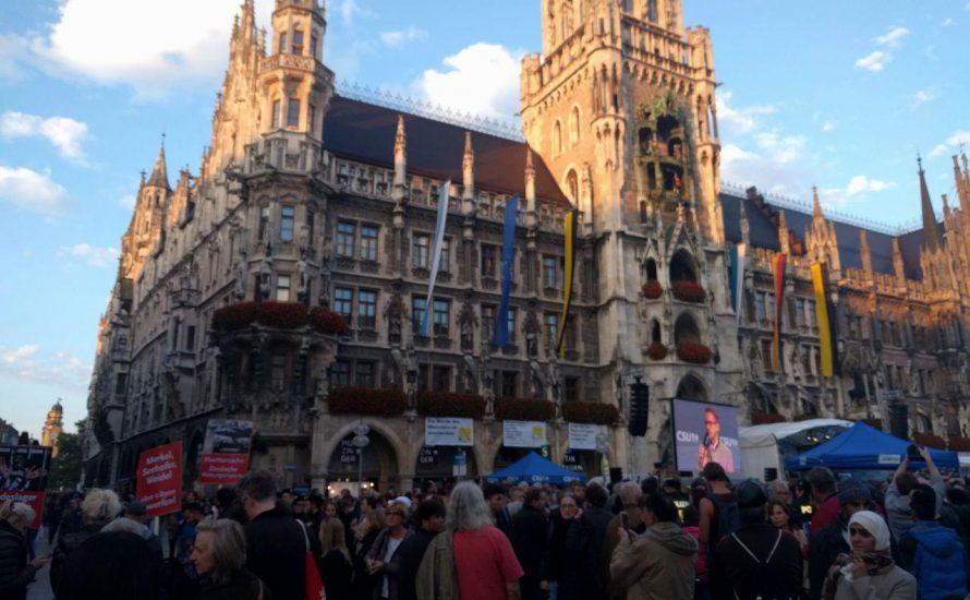 """Merkel vor Pegida: """"Was macht uns Deutsche aus?"""
