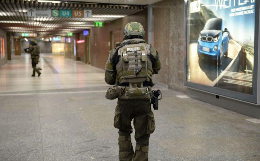 Amoklauf in München: Militarisierung und imperialistische Krokodilstränen [mit Video]