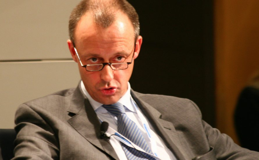 Junge Union legt sich für den CDU-Vorsitz fest. Andere Optionen ausgeMERZt