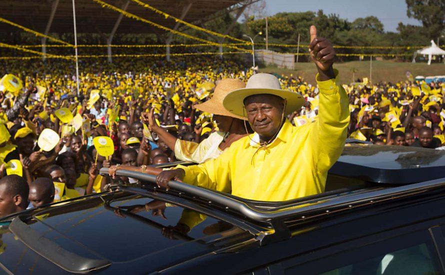 Hintergründe zur Wahl in Uganda: Der Liebling des Westens lässt wählen