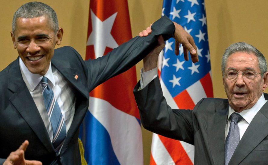 Castro umarmt Obama nicht – dafür umarmt er den Kapitalismus