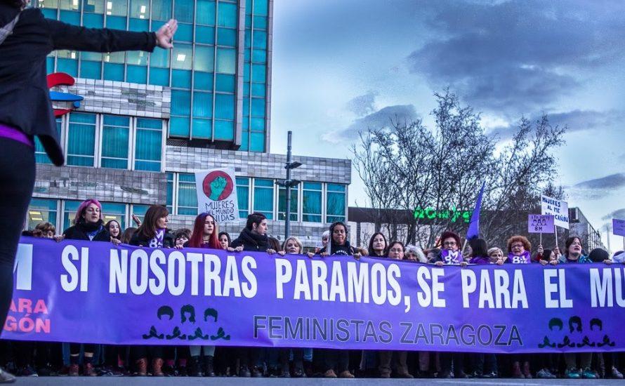 Wenn wir streiken, steht die Welt still!