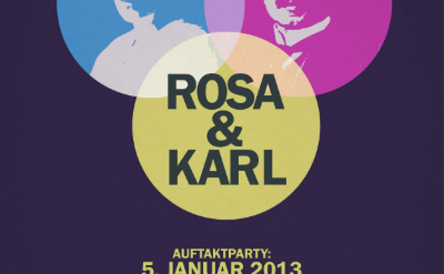 Rosa und Karl: Sozis gedenken ihrer Opfer