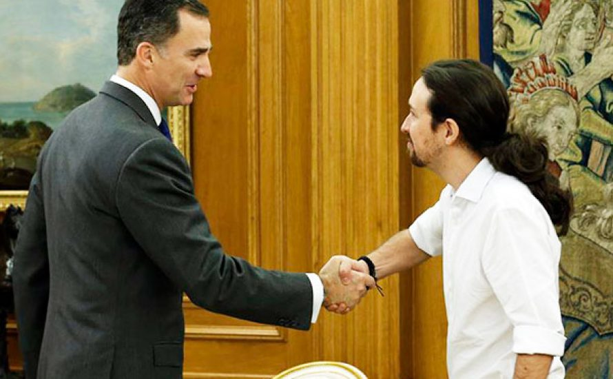 """Podemos will mit der """"Kaste"""" regieren"""