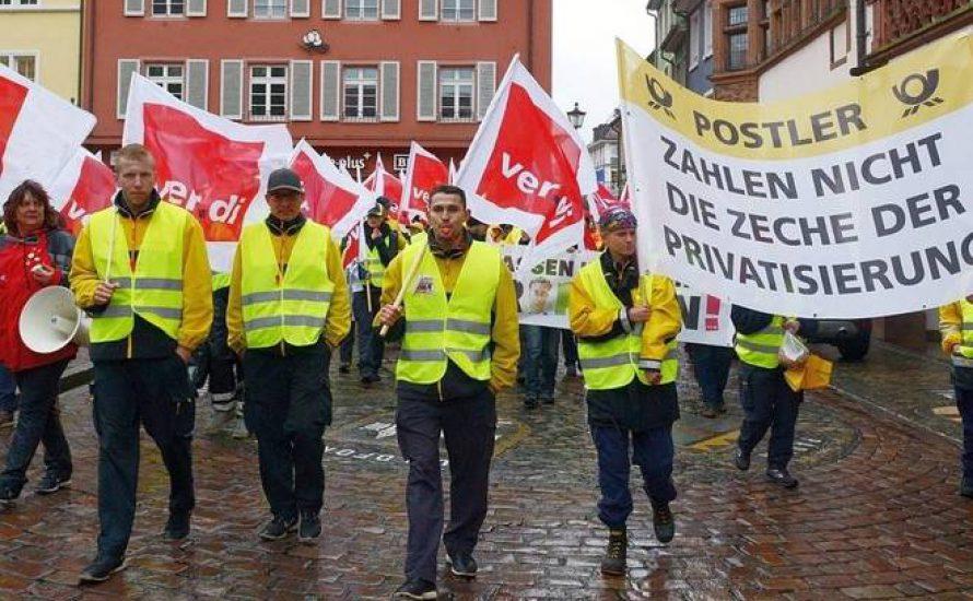 Für einen aktiven Streik!