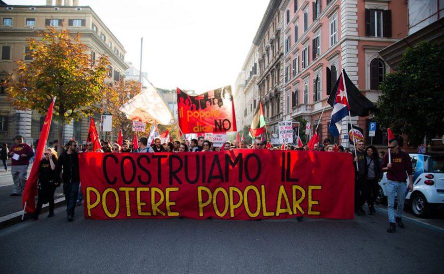 Was passiert in Italien?