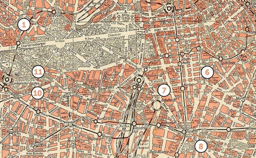Rosa Luxemburgs Berlin