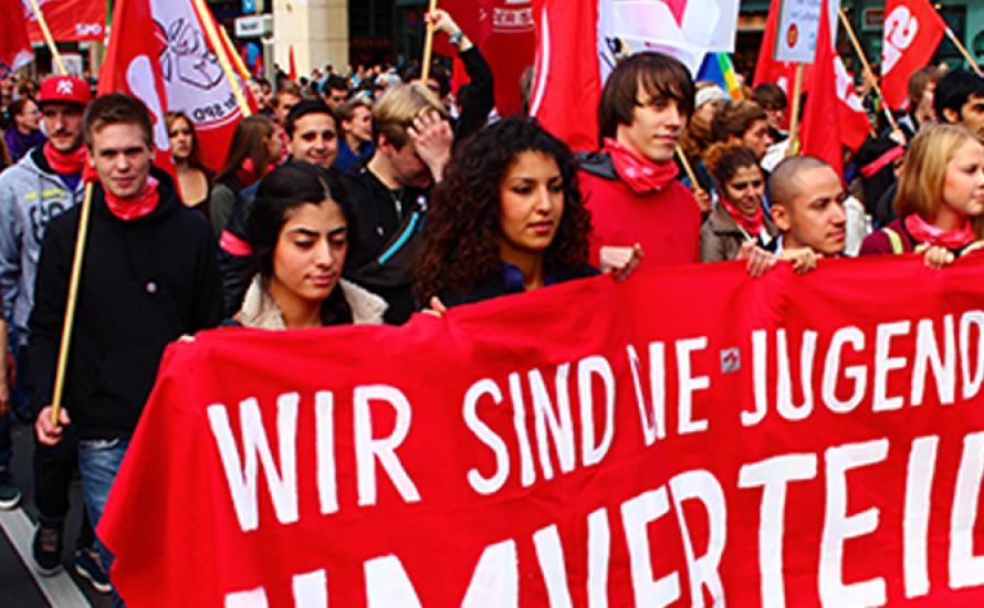 Aufruf zum bundesweiten Schul- und Unistreik am 27. April 2016