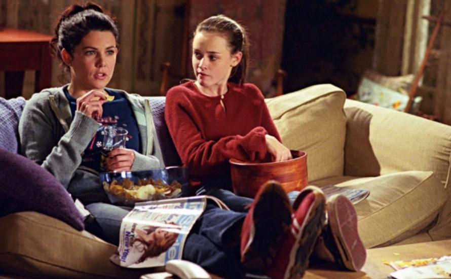 Gilmore Girls und sexistische Maßstäbe, oder: Zwei Trotzkistinnen schauen Gilmore Girls