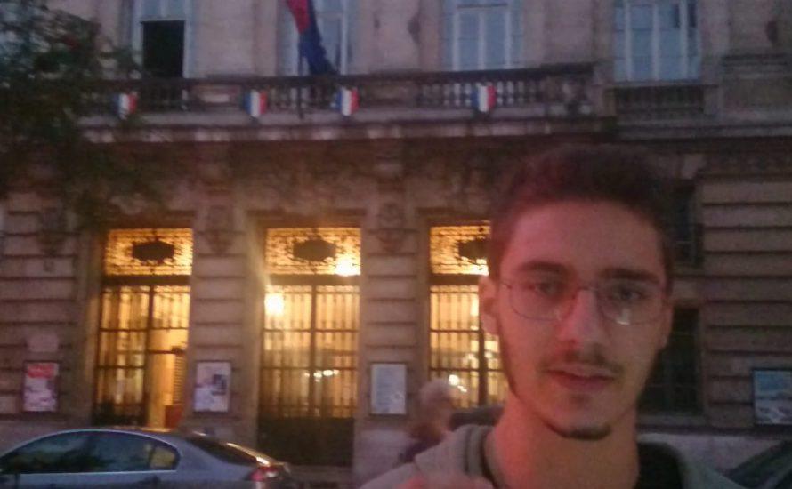 Solidarität aus Frankreich für den Schulstreik in Berlin