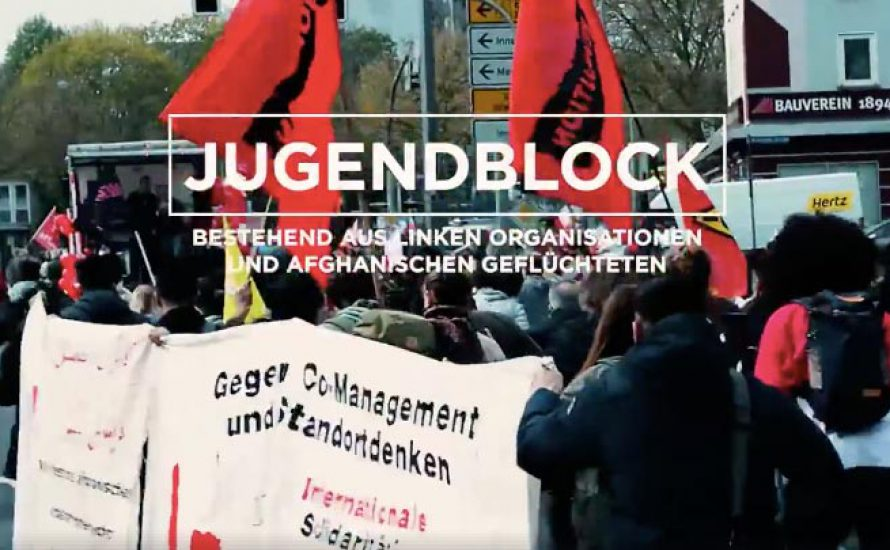 [Video] Kämpferische 1. Mai-Demo in Kassel