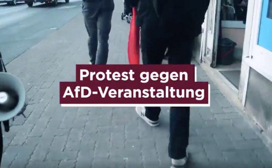 [Video] Anti-Afd-Kundgebung in Kassel