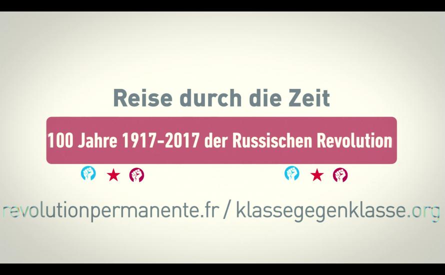 Ab dem 25. März: Verfolge täglich die Geschichte der Russischen Revolution!