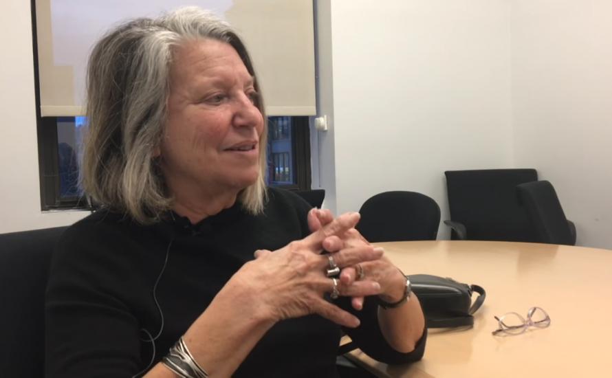 """Nancy Fraser: """"Es ist möglich einen radikalen Feminismus mit klarem Profil aufzubauen."""""""