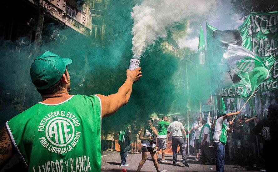 Argentinien: Erster landesweiter Streik gegen die Kürzungen