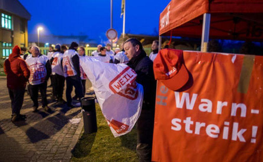 Streiks im Nahverkehr in Mecklenburg-Vorpommern