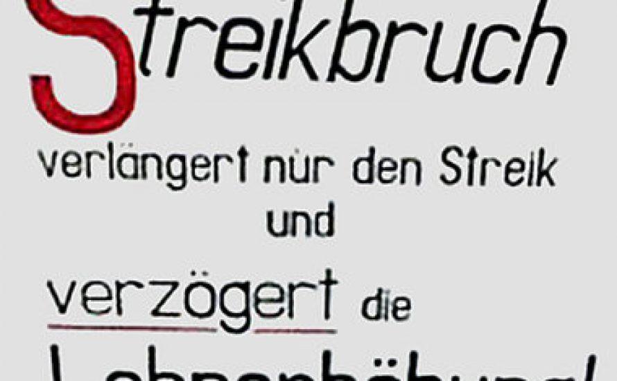 Interview: Neupack-Streikende wollen selbst bestimmen