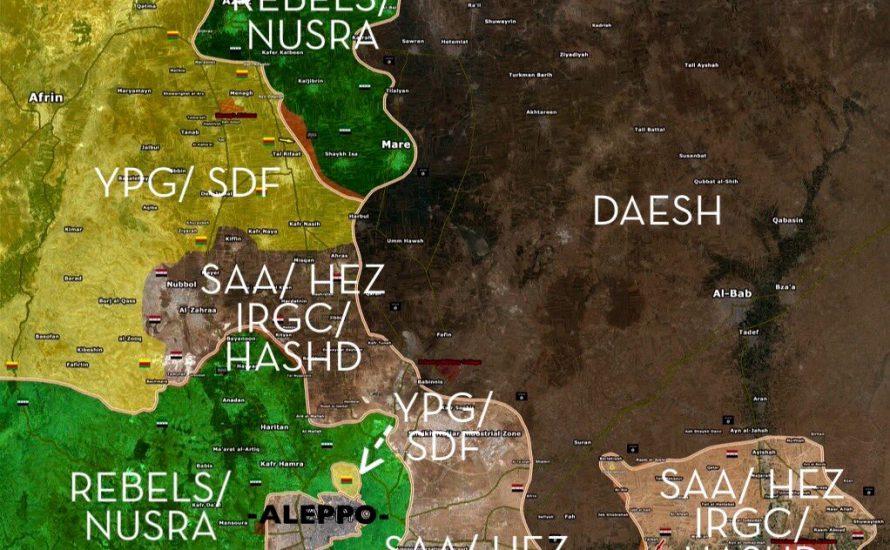 Syrien: Assads Offensive sorgt für weitere Eskalation
