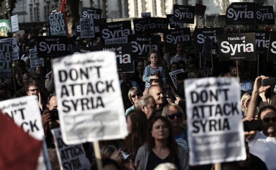 Die Attentate von Paris und die Möglichkeit einer Anti-Kriegs-Bewegung