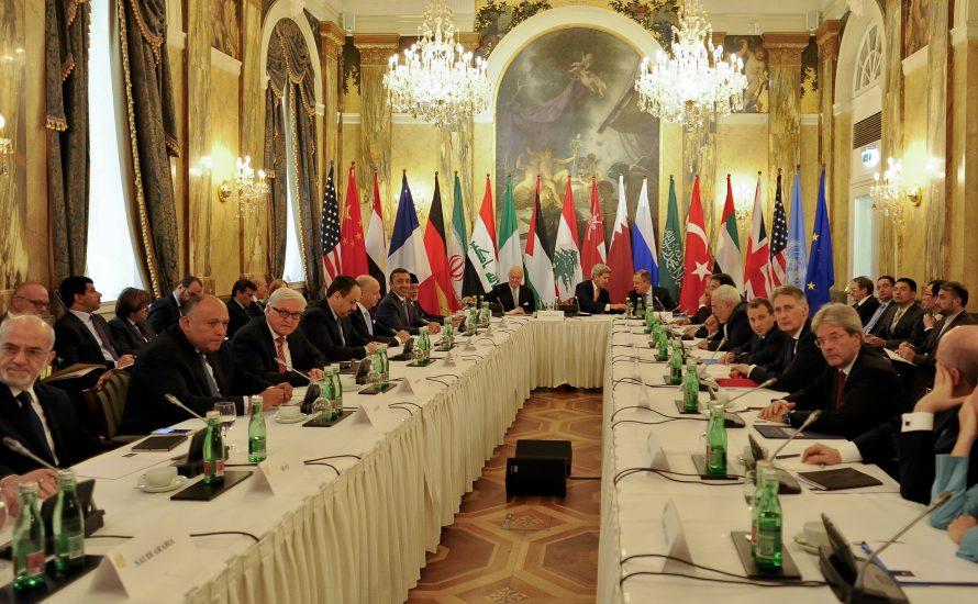 Der syrische Krieg als Spiegelbild der geopolitischen Auseinandersetzungen