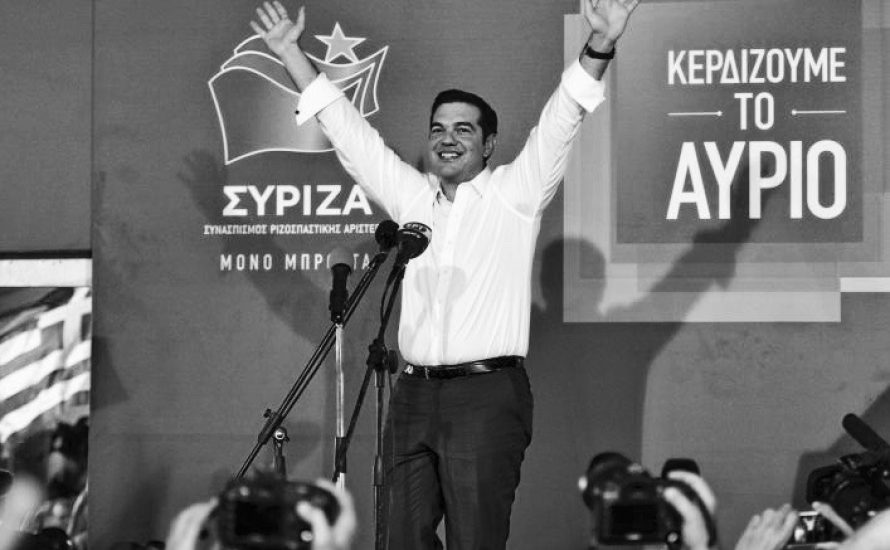 Ein Jahr Syriza-Regierung: Geschichte eines Verrats