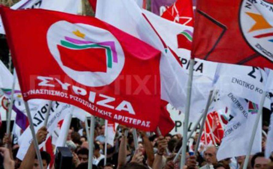 Die Krise von Syriza und ihr linker Flügel